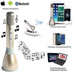 Loa mic karaoke 3in1