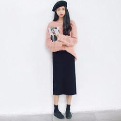 Váy Bút Chỉ Xinh