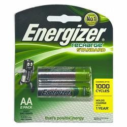 Pin sạc AA Energizer 1300 mAh vỉ 2 viên