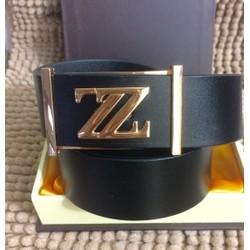 thắt lưng chữ Z da bò cao cấp