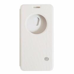 Bao da Zenfone 5 hiệu Nillkin Sparkle màu trắng
