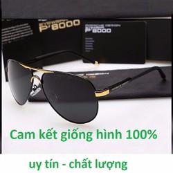 Mắt Kính PORSCHE P8000 - Hàng Hồng Kông