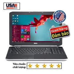 Dell Latitude E5520 Core i5 - 4GB - SSD 120 GB - Intel HD 3000