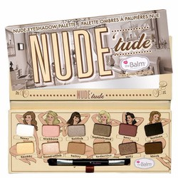 Bảng phấn mắt Nude Tude