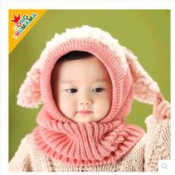 Mũ len trẻ em thời trang, thiết kế xinh xắn đáng yêu, mẫu mới