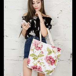 Túi xách tay nữ thời trang Hàn Quốc, phong cách cá tính