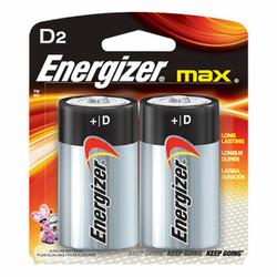 Pin đại Energizer D vỉ 2 viên