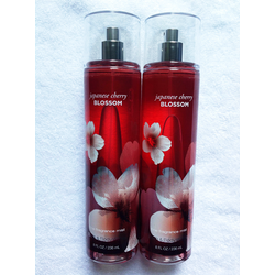 Xịt toàn thân Bath and body works Japanese Cherry Blossom