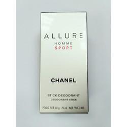 Lăn khử mùi nước hoa Allure Homme Sport 75ml
