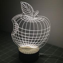 Đèn LED 3D Trang Trí Hình Quả Táo SP594