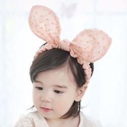 Băng đô tóc bé gái thời trang, kiểu dáng xinh xắn, phong cách Hàn