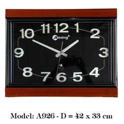 Đồng hồ treo tường Abiding 926
