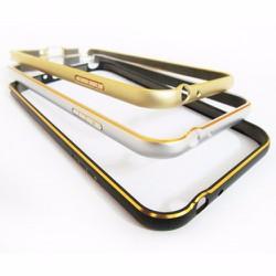 Ốp viền nhôm Galaxy Note 2 N7100 thời trang