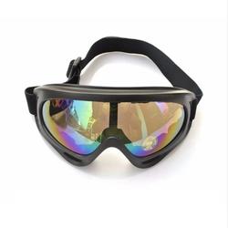 Mắt kính đi phượt chống tia UV tráng bạc bảy màu