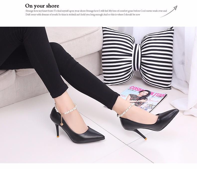 Giày cao gót nữ - GN180 4