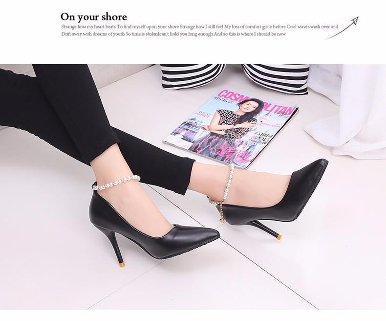 Giày cao gót nữ - GN180 8