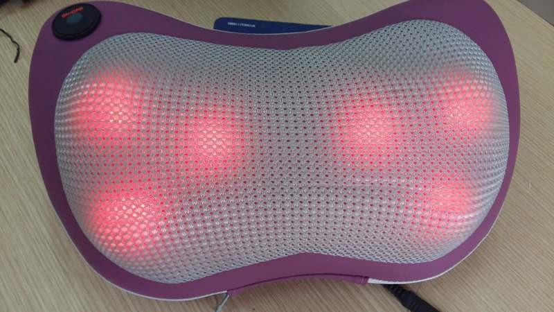Gối massage hồng ngoại 2
