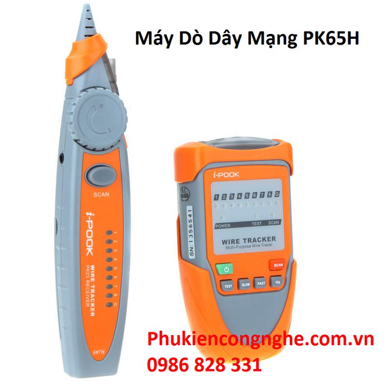 Máy Dò Dây Mạng i-POOK PK65H 4