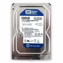 Ổ cứng Western Digital 500GB - Cũ