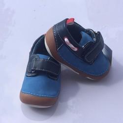 Giày da cho be trai