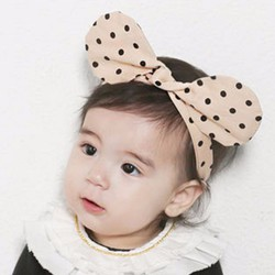 Bờm tóc bé gái thời trang, kiểu dáng xinh xắn, phong cách Hàn