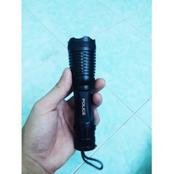 Đèn pin siêu sáng Zoom x2000 Police Q5
