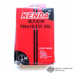 Ruột xe đạp Kenda 700 18x23c 80 L