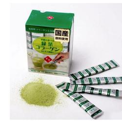 Hanamai Tea Collagen tinh chất trà xanh Nhật Bản