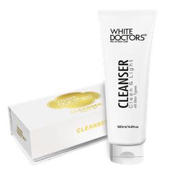 Sữa rửa mặt y học ngừa mụn, giảm nám, sáng da – White Doctors Cleanser