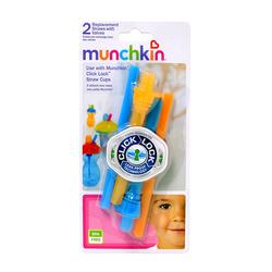 Bộ ống hút thay thế cho cốc ống hút CL 2c Munchkin MK24028