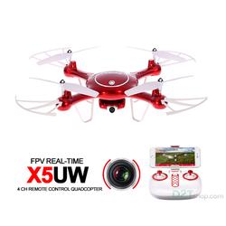 Flycam Syma X5UW 720P FPV Realtime, Chế độ headless, App control