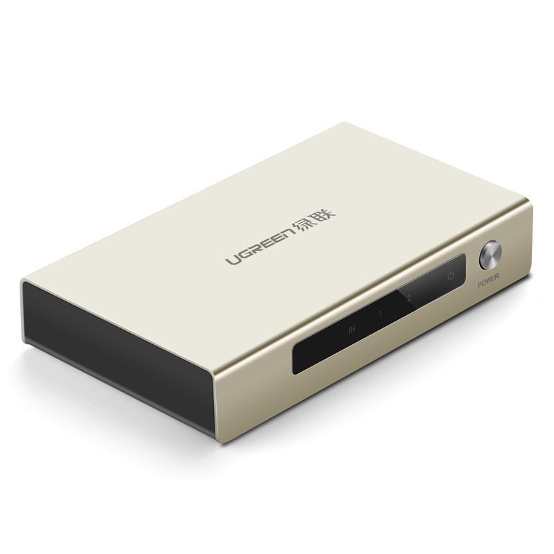 Bộ chia HDMI 1 ra 2 hỗ trợ 4K 2K chính hãng Ugreen UG-40276 1