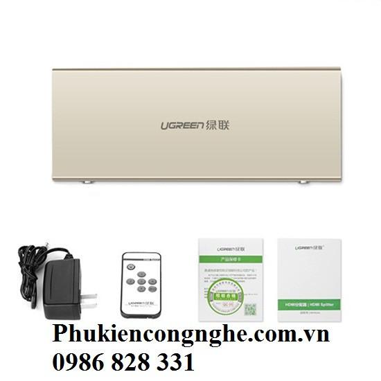 Bộ gộp HDMI 5 vào 1 ra hỗ trợ 4k x 2k chính hãng Ugreen UG-40279 5