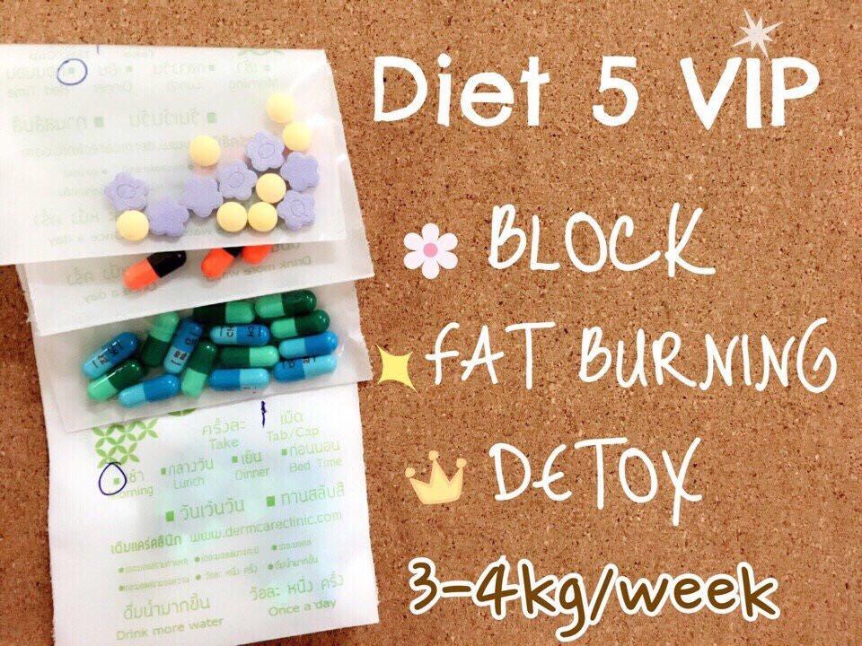 thuốc giảm cân diet vip