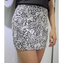 Chân váy ôm thời trang Hàn Quốc