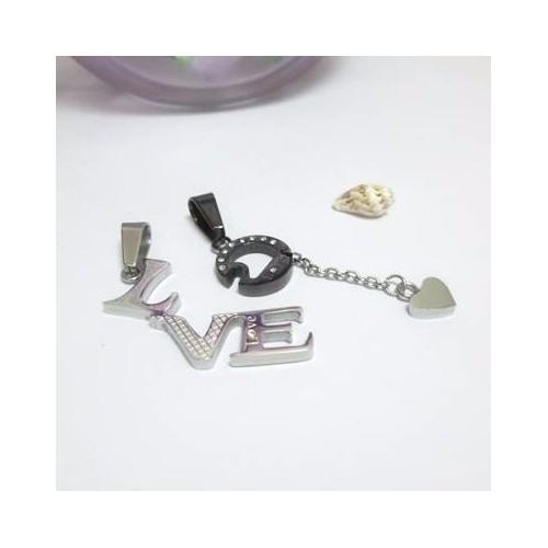 Dây chuyền cặp đôi inox cao cấp chữ Love giá rẻ - MC178 - 4086856 , 4289300 , 15_4289300 , 149000 , Day-chuyen-cap-doi-inox-cao-cap-chu-Love-gia-re-MC178-15_4289300 , sendo.vn , Dây chuyền cặp đôi inox cao cấp chữ Love giá rẻ - MC178