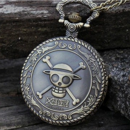 Onepiece - Vua hải tặc - Đồng hồ bỏ túi 8011 2