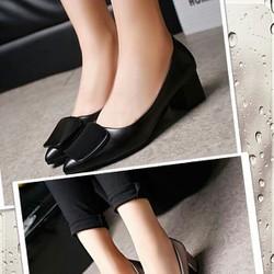 Giày hàn da mềm cao cấp sang trọng