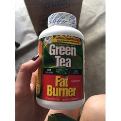 giảm cân Green tea fat burner