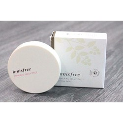 Phấn thạch Innisfree Mineral Mineral Jelly Pact SPF36 PA++