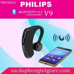 Tai Nghe Bluetooth Cao Cấp Philjp V9