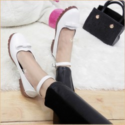 Giày oxford nơ 02 | giày oxford nữ