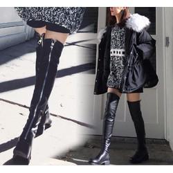 Giầy boots nữ thời trang thu đông 2016 KGB 22