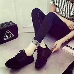Hàng loại 1 giày thể thao nữ cá tính