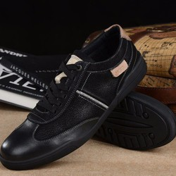 Giày chất liệu da tốt giúp bạn tự ti trên từng bước chân