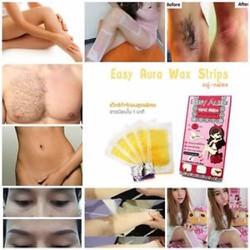 Wax lông Easy Aura Hồng Thailand