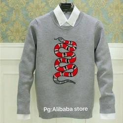 Áo thun len thời trang - Hàng Quảng Châu cao cấp