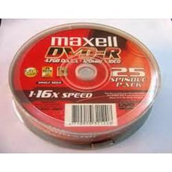 ĐĨA TRẮNG DVD MAXELL