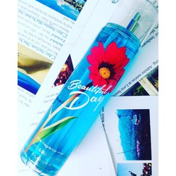Xịt toàn thăn bath and body works hương beautiful day