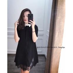 Đầm suông cố peter